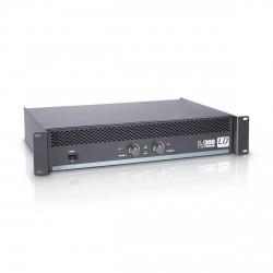 LD SYSTEMS DJ 300 AMPLIFICADOR PA 2X150W