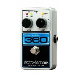 ELECTRO HARMONIX NANO LOOPER 360 PEDAL