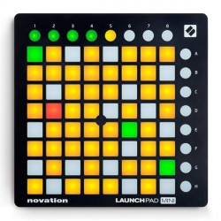 NOVATION LAUNCHPAD MINI MK2 SUPERFICIE DE CONTROL MIDI