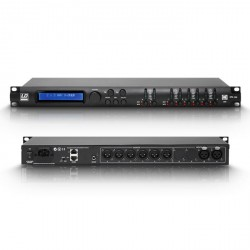 LD SYSTEMS DPA 260 CONTROLADOR DSP 6 CANALES