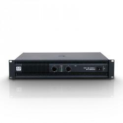 LD SYSTEMS DP 2400X AMPLIFICADOR DE PA 2X1200W