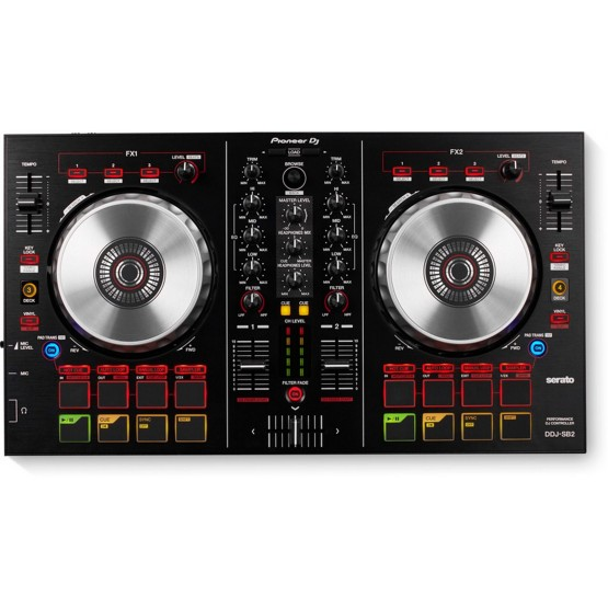 PIONEER DDJ SB 2 CONTROLADOR DJ.