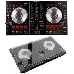 PIONEER -PACK- DDJ-SB 2 CONTROLADOR DJ + TAPA PROTECTORA DECKSAVER DS-LE-PC-DDJ SB