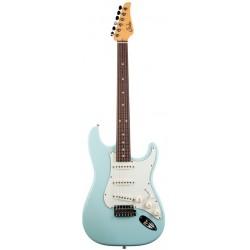 SUHR CLASSIC S RW SB GUITARRA ELECTRICA SONIC BLUE