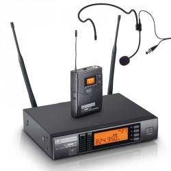 LD SYSTEMS WS 1000 G2 BPH SISTEMA INALAMBRICO CON MICROFONO DE DIADEMA.