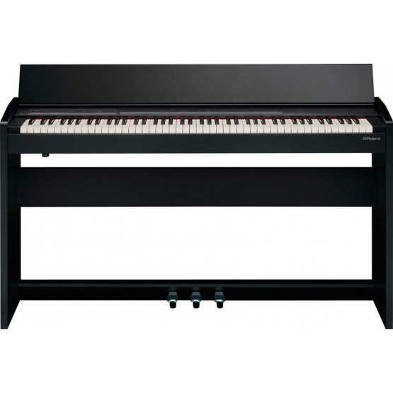 ROLAND F140R CB PIANO DIGITAL NEGRO