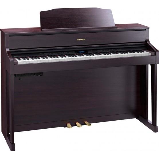 ROLAND HP605 CR PIANO DIGITAL PALISANDRO