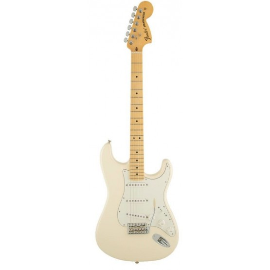 FENDER AMERICAN SPECIAL STRATOCASTER MN GUITARRA ELECTRICA OLYMPIC WHITE
