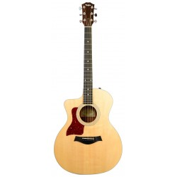 TAYLOR 214CE LEFTY GUITARRA ELECTROACUSTICA GRAND AUDITORIUM ZURDO