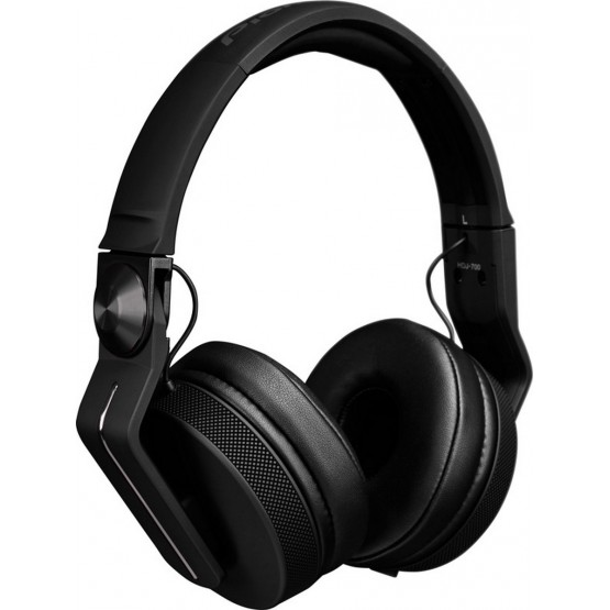 PIONEER DJ HDJ700K AURICULARES CERRADOS DJ NEGROS