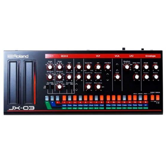 ROLAND JX-03 MODULO DE SONIDO SINTETIZADOR JX-3P