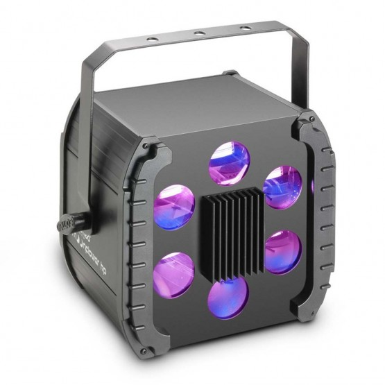 CAMEO CLFLOWERHP MOONFLOWER FOCO DE EFECTO LED 4 EN 1 RGBW
