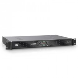 LD SYSTEMS LDXS700 AMPLIFICADOR DE PA CLASE D 2X350W 4 OHMIOS