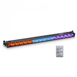 CAMEO CLBARL10RGBIR BARRA DE LEDS RGB 252X10MM NEGRA