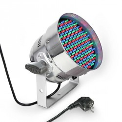 CAMEO CLP56RGB05PS FOCO PAR LED RGB 151X5MM CROMADO