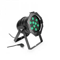 CAMEO CLP56TRI3WBS FOCO PAR LED TRICOLOR RGB 9X3W