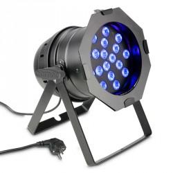 CAMEO CLP64TRI3WPS FOCO PAR LED TRICOLOR RGB 18X3W