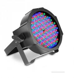 CAMEO CLPFLAT1RGB10IR FOCO PAR LED RGB PLANO SPOT 144X10MM