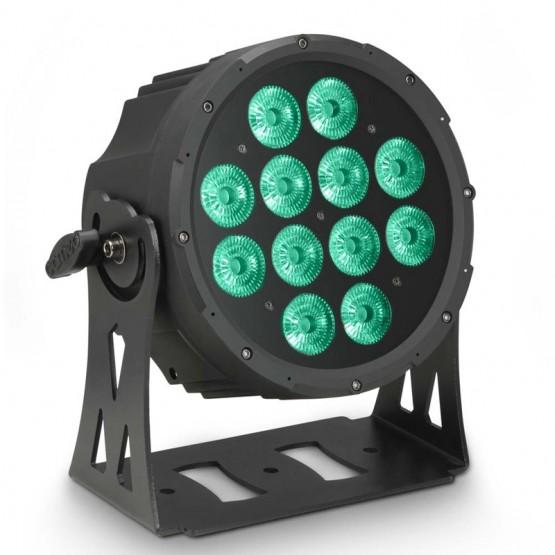 CAMEO CLPFLATPRO12 FOCO PAR LED RGBWA PLANO 12X10W