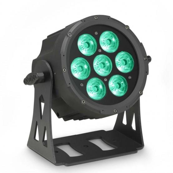 CAMEO CLPFLATPRO7 FOCO PAR LED RGBWA PLANO 7X10W