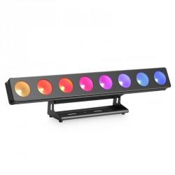 CAMEO CLPIXBAR650CPRO BARRA LED COB 8X30W