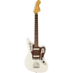 SQUIER VINTAGE MODIFIED JAGUAR RW GUITARRA ELECTICA OLYMPIC WHITE