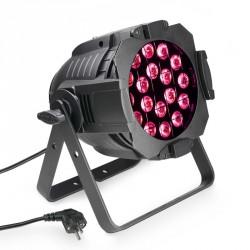 CAMEO CLPST64TRI3W FOCO PAR LED TRICOLOR RGB 18X3W