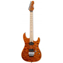 ESP EII ST2 QM TE GUITARRA ELECTRICA TIGER EYE