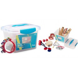 STAGG CPK02 KIT DE PERCUSION INFANTIL