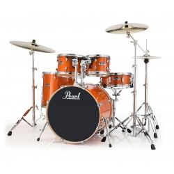 PEARL EXL725SP C249 BATERIA ACUSTICA HONEY AMBER