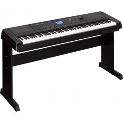 YAMAHA DGX660 B PIANO DIGITAL NEGRO