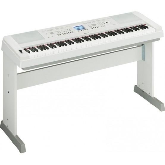 YAMAHA DGX660 WH PIANO DIGITAL BLANCO