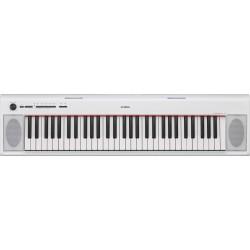 YAMAHA NP12 WH PIANO DIGITAL PIAGGERO BLANCO