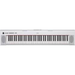 YAMAHA NP32 WH PIANO DIGITAL PIAGGERO BLANCO