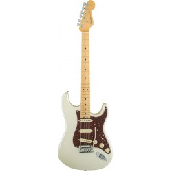 FENDER AMERICAN ELITE STRATOCASTER MN GUITARRA ELECTRICA OLYMPIC PEARL