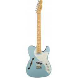 FENDER AMERICAN ELITE TELECASTER THINLINE MN GUITARRA ELECTRICA MYSTIC ICE BLUE