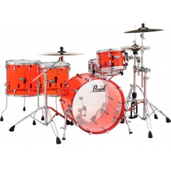 PEARL CRB524FP C731 BATERIA ACUSTICA RUBY RED