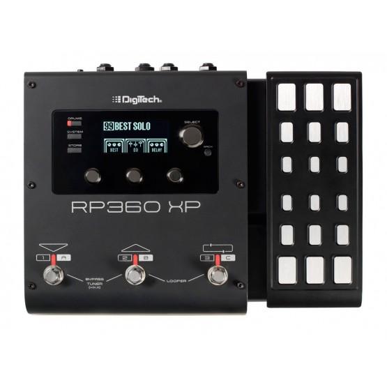 DIGITECH RP360 XP PEDALERA MULTIEFECTOS GUITARRA