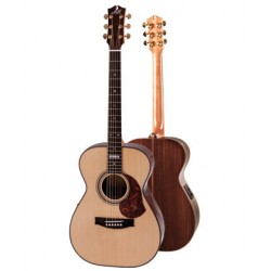 MATON EM100808 MESSIAH GUITARRA ELECTROACUSTICA BLUE GRASS