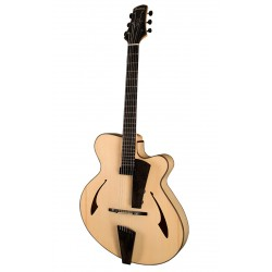 EASTMAN PG2 THE PAGELLI GUITARRA ELECTRICA ARCHTOP BLONDE