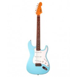 MAYBACH STRADOVARI S61 GUITARRA ELECTRICA CADDY BLUE NEW LOOK