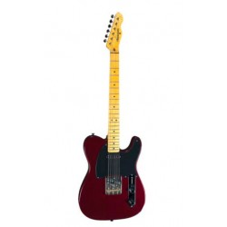 MAYBACH TELEMAN T54 GUITARRA ELECTRICA WINERED METALLIC NEW LOOK