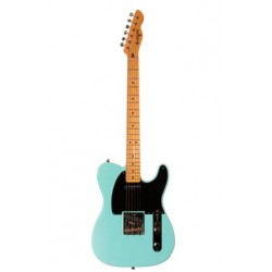 MAYBACH TELEMAN T54 GUITARRA ELECTRICA MIAMI GREEN NEW LOOK