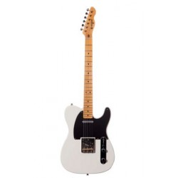 MAYBACH TELEMAN T54 GUITARRA ELECTRICA VINTAGE CREAM NEW LOOK