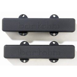 BARTOLINI PU1230023 PICKUP SET FOR 5-STRING J BASS 59J BLACK