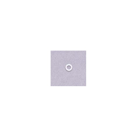 ALL PARTS TK7716025 PLASTIC WASHERS FOR GUITAR KEYS BETWEEN BUTTON AND HOUSING (12 PIECES) WHITE