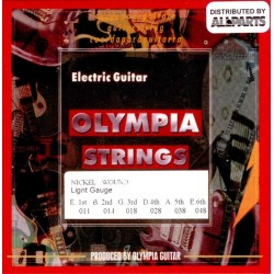 ALL PARTS ST9011000 GENERIC ELECTRIC GUITAR STRINGS 11 - 49