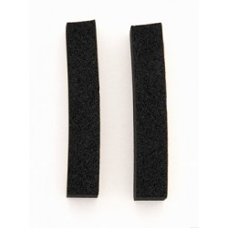 ALL PARTS PU6944023 BLACK RUBBER SPONGES (2) FOR MOUNTING UNDER BASS PICKUPS