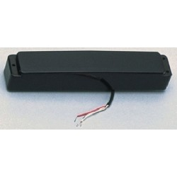 ALL PARTS PU0452023 6-STRING BASS HUMBUCKING BRIDGE PICKUP, WITH BLACK COVER, 69K OHMS