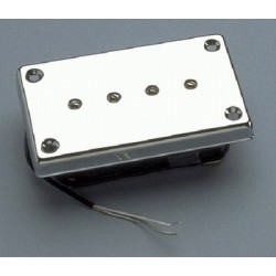 ALL PARTS PU0416010 HUMBUCKING NECK PICKUP FOR GIBSON BASS, WITH CHROME COVER